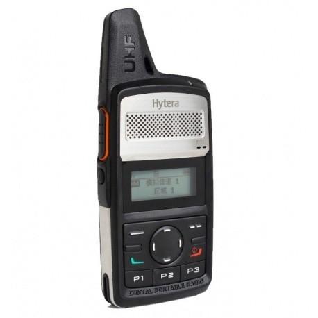 Portable Hytera PD365 UHF DMR & FM
