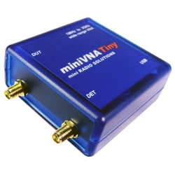 miniVNA Tiny Analyseur antenne 1-3000 MHz Appareils mesure RF MINIVNA1-TINY-365