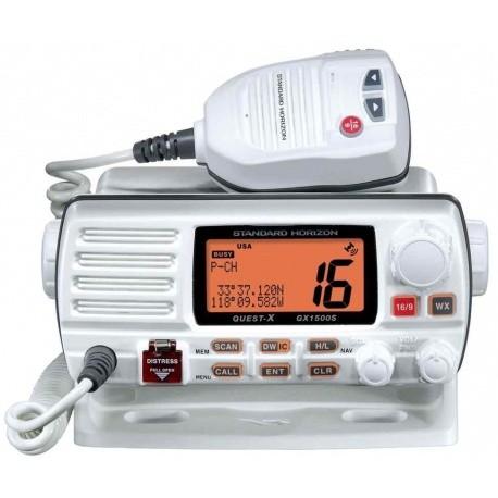 Vertex VHF Marine 25W IP67 avec ASN/DSC