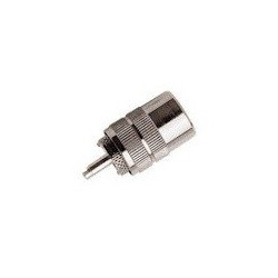 Connecteur PL-259/9 Teflon 11mm (UHF male)