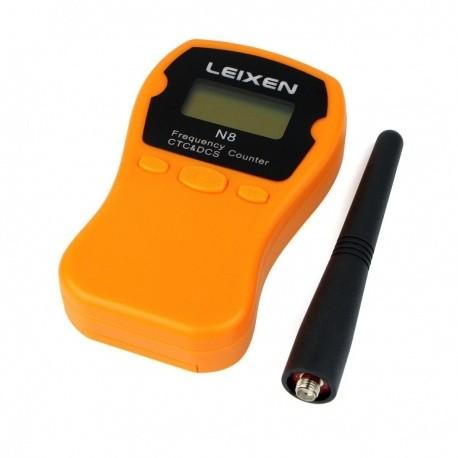 Mini-Fréquencemètre 100-1000Mhz Leixen N8 Leixen Fréquencemètre LEIXEN-N8-379