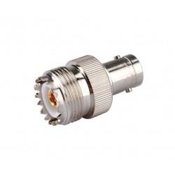 Adaptateur BNC Male UHF Femelle