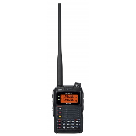 YAESU FT1XDE Bi-bande C4FM & FM + GPS