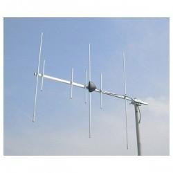Antenne directive Yagi 144 / 430 Mhz