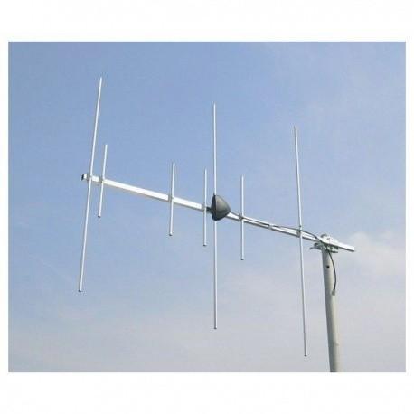 Antenne directive Yagi 144 / 430 Mhz 7.5 / 9.3 dBi