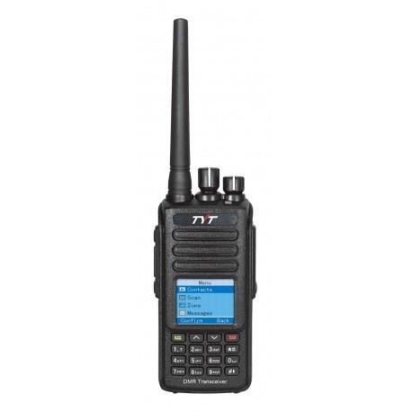Portable étanche TYT MD-390 monobande UHF / FM+DMR TYT Radio DMR TYT-MD390-UHF2-3991