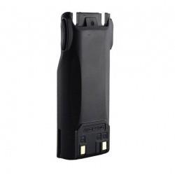 Batterie d'origine haute-capacité Baofeng de2800mAh