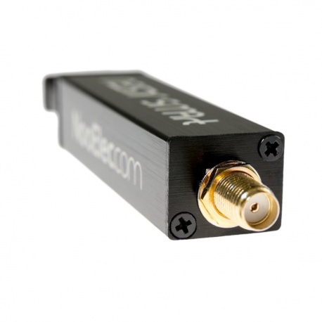 Clé SDR Nooelec R820T2 + TCXO + SMA + boitier