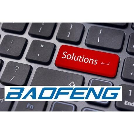 Service de programmation de talkie-walkie Baofeng