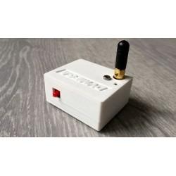Boitier pour BlueDV : Bluestack Micro+ & DVmega Boitiers BLUESTACK-BOITIER-SB-BLEU-404