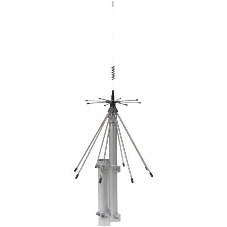 Antenne discone 300-3000 Mhz SIRIO SD 3000 N Sirio Large-bande CRT-SIRIO-SD-3000N-445