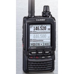FT2DE VHF/UHF Export C4FM FM GPS + scanner