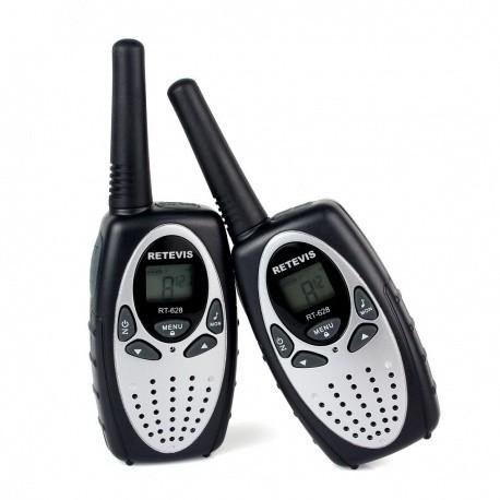 2 Talkie-Walkie PMR446 Retevis RT-628 PMR446 sans licence RETEVIS-RT628-465