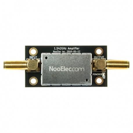 Filtre Nooelec LNA & SAW pour Inmarsat et Othernet Nooelec Accessoires SAT NOOELEC-100722-OUTERNET-467