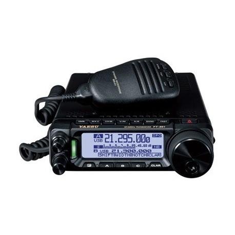 Yaesu FT-891 HF + 50Mhz 100W YAESU Matériel Pro & Amateur YAESU-FT-891-461