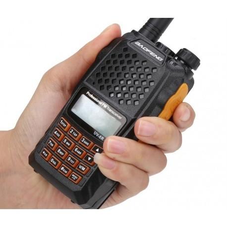 Baofeng UV-6R VHF UHF 5W Export 2016