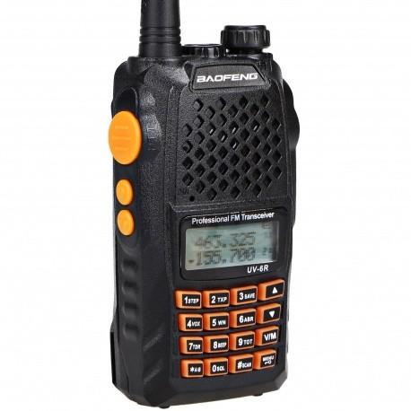 Baofeng UV-6R VHF UHF 5W Export