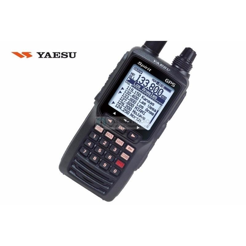 Portable VHF Aviation 8 33 khz Yaesu FTA-550L/750L