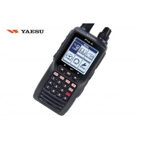 Portable VHF Aviation 8.33 khz Yaesu FTA-550L/750L