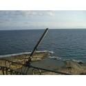 Antenne Yaesu ATAS-120A balcon