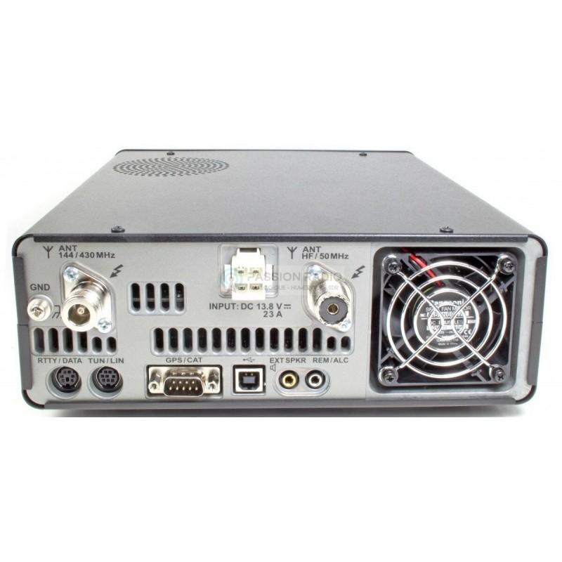 Yaesu FT-991A HF VHF UHF & C4FM 100W