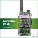 Talkie-Walkie Baofeng UV-5R Camouflage