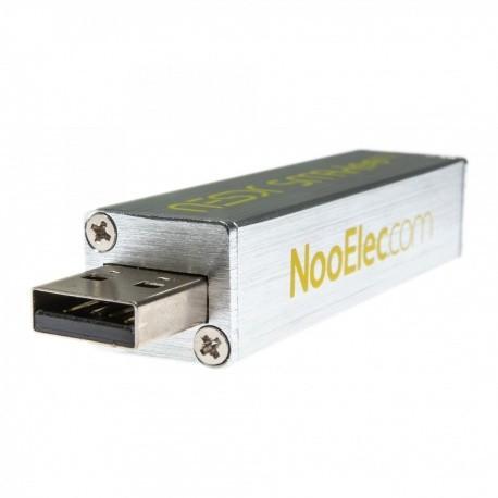 Clé SDR Nooelec SMARTee XTR (TCXO + SMA + Bias-T + boitier) Nooelec Clés RTL-SDR NOOELEC-SMARTEE-XTR-507