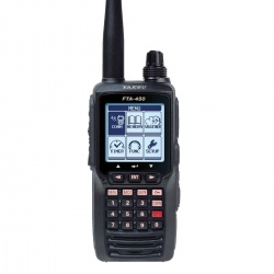 Portable VHF Aviation 8.33 khz Yaesu FTA-450L YAESU VHF Aviation YAESU-VERTEX-FTA-450L-518