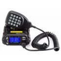 Mobile VHF-UHF QYT KT-8900D Quadruple réception