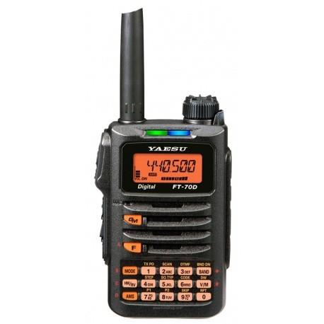 YAESU FT-70/DE 144/430Mhz FM + C4FM