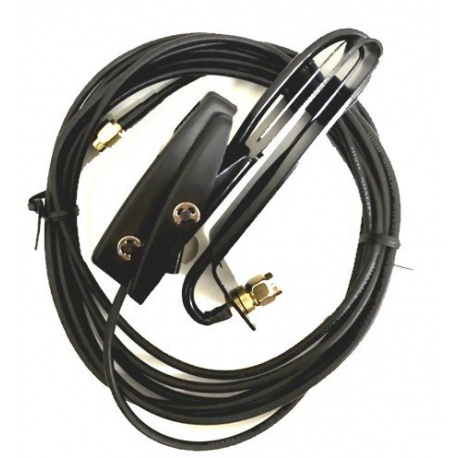 Embase fixation pour fenetre voiture et talkie-walkie