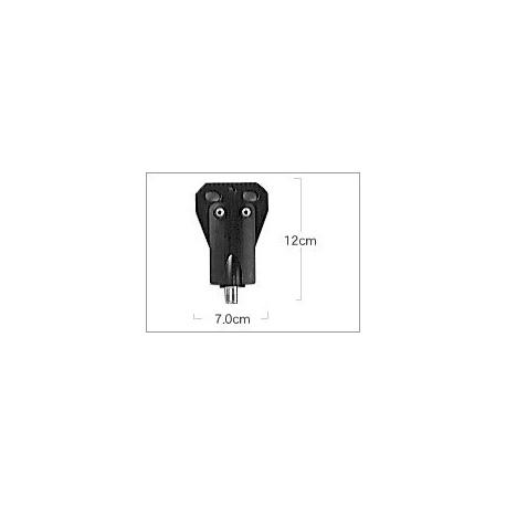 Balun 1:1 HF+6M de 3 à 75Mhz Diamond BU55