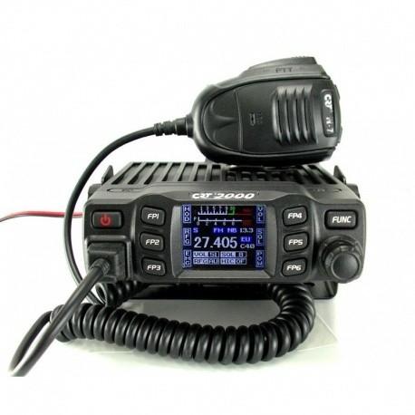 Poste CB CRT 2000 AM / FM 27Mhz CRT France Postes CB 27Mhz CRT-2000-549