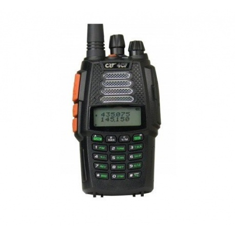 Talkie CRT 4CF V2 144/430Mhz + Transpondeur + AM Aviation 8.33khz CRT France Talkie-Walkie CRT-TALKIE-4CF-552