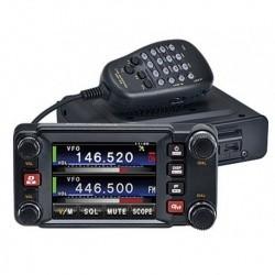 Mobile Yaesu FTM400-XDE 50W FM et C4FM YAESU Radio fusion C4FM YAESU-FTM-400XDE-562