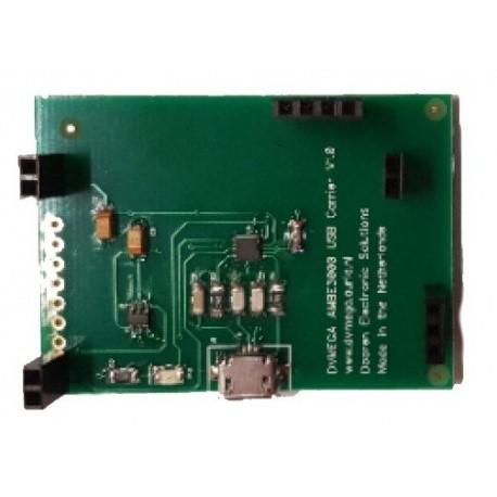 AMBE3000 USB Carrier DV MEGA DVmega Radio DMR DVMEGA-AMBE3000-CARRIER-566