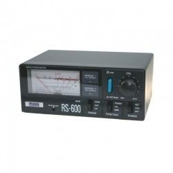 TOSmetre WATTmetre 1.8 - 525Mhz RS-600 MAAS CRT France SWR-Power meter CRT-MAAS-RS600-116