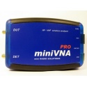miniVNA PRO Analyseur portable 0.1 - 200 Mhz Bluetooth