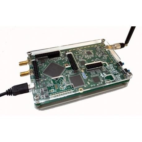 Boitier transparent pour HackRF One Great Scott Gadgets Accessoires SDR GSG-BOITIER-TRANS-526