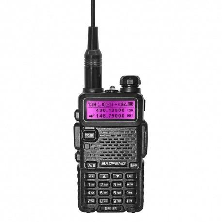 Baofeng DM-5R : Bi-bande FM & DMR Tier 2 (V3) Baofeng Radio DMR BAOFENG-DM5R-593