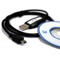 Câble programmation USB pour MD-9600 TYT