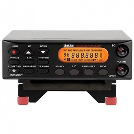 Scanner mobile Uniden UBC355CLT 25-960Mhz