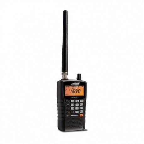 Scanner portable Uniden UBC75XLT 25-512 Mhz