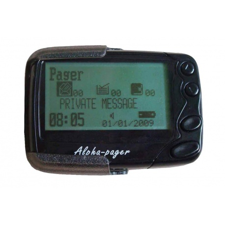 Pager POCSAG GP2009N VHF ou UHF pour DAPNET Passion Radio Radio numérique PAGER-GP2009N-UHF-622