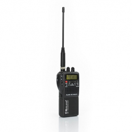 Talkie-Walkie 27Mhz ALAN 42 DS 4W AM FM