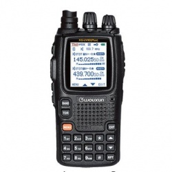 Talkie-Walkie VHF-UHF Wouxun KG-UV9D Plus 7 bandes + Transpondeur