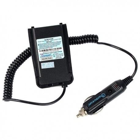 Câble allume-cigare 12v Wouxun KG-UV8D et KG-UV8D PLUS Wouxun Accessoires Talkie WOUXUN-CIGARE-ELO-003-652