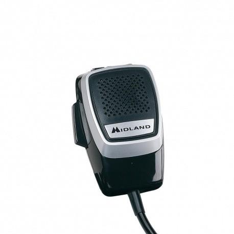 """Micro à main Midland CB """"Série Precision"""" Midland France Accessoires pour mobile MIDLAND-MIKE-MULITI-658"""