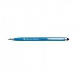 Ce stylo à bille Passion Radio pour écran tactile est en ABS