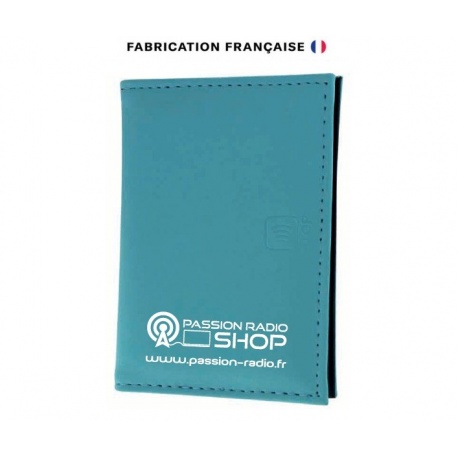 Porte-Carte Anti-RFID Passion Radio